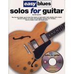 Easy blues solos for guitar Ed-Lozano