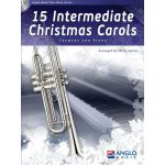 15 intermediate christmas carols