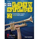 Easy steps 2 trompet Jaap-Kastelein
