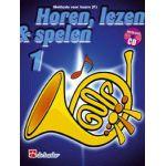 Horen lezen & spelen 1 hoorn (f) Jaap-Kastelein