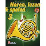 Horen lezen & spelen 3 hoorn (f) Jaap-Kastelein