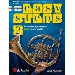 Easy steps 2 hoorn Jaap-Kastelein