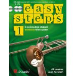 Easy steps 1 trombone Jaap-Kastelein