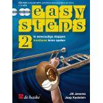 Easy steps 2 trombone Jaap-Kastelein
