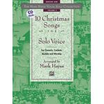 Christmas Songs(10) Solo Voice