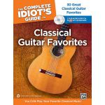 Compl. idiot's guide to classical guitar favorites Thomas-Kikta