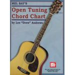 Open tuning chord chart Andrews