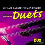 Acoustic pop guitar duets Michael-Langer