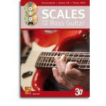 Steve hall: scales for the bass guitar in 3d Steve-Hall