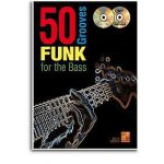 50 funk grooves for the bass Bernie-Cooper