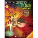 Jazz play-along volume 178: jazz/funk