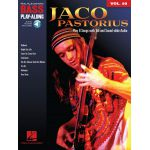 Bass play-along volume 50: jaco pastorius