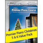 Premier Piano Christmas Value Pack 5-6 Dennis Alexander