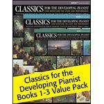Classics for the developing pianist books 1-3