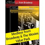Medleys from broadway & medleys from the movies