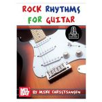 Rock rhythms for guitar Mike-Christiansen