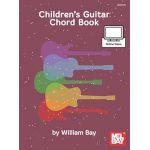 Children's guitar chord book William-Bay