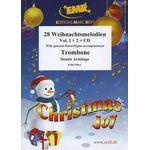 28 weihnachtsmelodien vol. 1 + 2 Dennis-Armitage