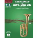 Easy carols for baritone b.c. - vol. 1