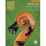 Holidays for piano and strings vol. 2