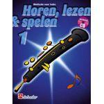 Horen lezen & spelen 1 hobo Jaap-Kastelein