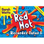 Red hot recorder tutor 1 - descant student Sarah-Watts