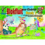 Blokfluit voor kinderen boek 1 Andrew-Scott