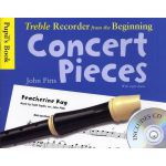Treble recorder from the beginning A.-Pitts