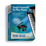 Alfred's teach yourself to play piano Morton-Manus