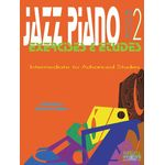Jazz piano exercises and etudes vol.2