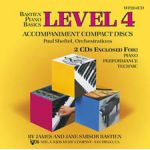 Bastien piano basics level 4 James-James-Bastien