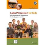 Latin percussion for kids Ansgar-Buchholz