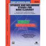 Studies and melodious etudes for bass clarinet 2 Robert-Lowry
