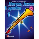 Horen lezen & spelen 1 sopraansaxofoon Jaap-Kastelein