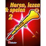 Horen lezen & spelen 2 sopraansaxofoon Jaap-Kastelein