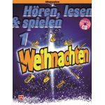 """H""""ren, lesen & spielen 1 - weihnachten"""