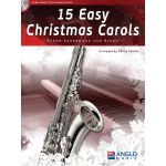 15 easy christmas carols
