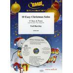 10 Easy Christmas Solos