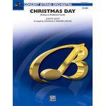 Christmas day Gustav-Holst