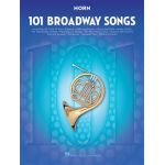 101 broadway songs for horn