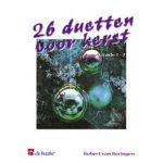 26 duetten voor kerst