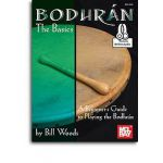 Bodhran - the basics Bill-Woods