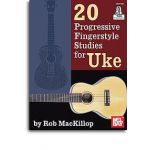 20 progressive fingerstyle studies for uke Rob-MacKillop