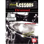 First lessons drumset Frank-Briggs