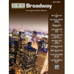 10 for 10 sheet music broadway