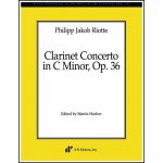 Clarinet concerto in c minor, op.36 Philipp-Jakob-Riotte