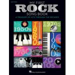 My first rock song book