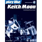 Play like keith moon Andy-Ziker