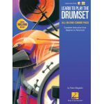 Learn to play the drumset - all-in-one combo pack Peter-Magadini