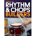 Modern drummer presents rhythm & chops builders Bill-Bachman